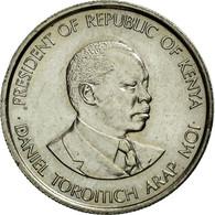 Monnaie, Kenya, 50 Cents, 1989, British Royal Mint, SUP, Copper-nickel, KM:19 - Kenya