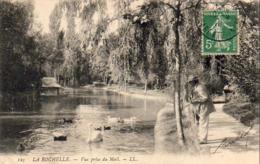 D17  LA ROCHELLE Vue Prise Du Mail - La Rochelle