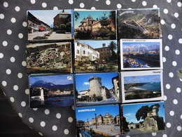 LOT  DE 3000 CARTES POSTALES   DE  FRANCE - Cartes Postales