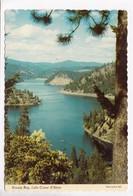 Beauty Bay, Lake Coeur D'Alene, 1972 Used Postcard [22554] - Coeur D'Alene
