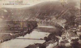 D46 DOUELLE  Pont Et Route De Cahors ( Carte De 2ème Choix ) - France