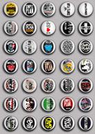 35 X Rock Simple Plan Band Music Fan ART BADGE BUTTON PIN SET (1inch/25mm Diameter) - Music
