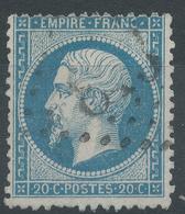 Lot N°45695  N°22, Oblit GC 843 Chalonnes, Maine-et-Loire (47), Ind 4 - 1862 Napoleon III