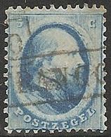 HOLANDA 1864 - Yvert #4 - VFU - Gebraucht