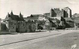 DIEPPE - Le Château Immeuble En Travaux Echafaudage - Dieppe