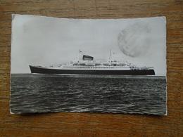 Le Flandre , Compagnie Générale Transatlantique ( Ligne Le Havre - Southampton - New-york ) - Paquebots