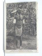 MISSION DES SALOMON SEPTENTRIONALES - GRAND CHEF INDIGENE DANS LE SUD DE L'ILE DE BOUGAINVILLE - Solomon Islands