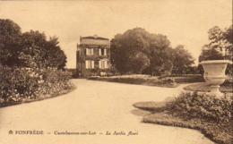 D47  CASTELMORON SUR LOT  FONFRÈDE  Le Jardin Fleuri      ....... - Castelmoron