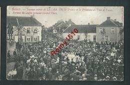 Beloeil. Grand Place - Joyeuse Entrée De LL. AA. SS. Le Prince Et La Princesse De Tour Et Taxis. - Beloeil