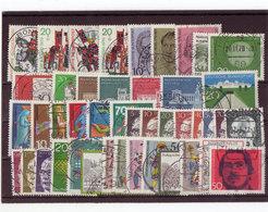 Bund, Kpl. Jahrgang 1970, Gest. (T 9446) - Gebraucht