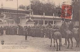 LYON Inauguration De L Exposition 12 Mai 1914 Quai Perrache - Lyon