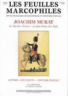 Bulletin Les Feuilles Marcophiles Supplément Au 303 - Joachin MURAT Année 2000 - Manuali