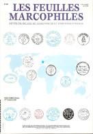 Bulletin Les Feuilles Marcophiles N° , 305, 306, 307 Et Suppléments Aux 306 Et 307 Année 2001 - Manuali