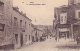 Dison Rue D'Andrimont Vers Wesny - Dison