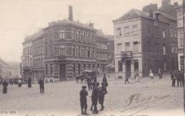 Dison Place Du Marché Circulée En 1903 - Dison