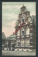 BEAUMONT.  Ecole Moyenne Des Filles En 1908. 2 Scans - Beaumont