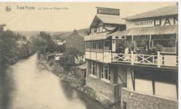 Trois-Pont - La Salm Et Palais D'Eté - Edit. Bossy Trois-Pont - Trois-Ponts