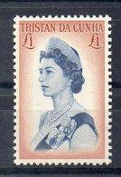 TRISTAN DA CUNHA   Timbre Neuf ** De 1967 ( Ref 5894 )  Elisabeth II - Tristan Da Cunha
