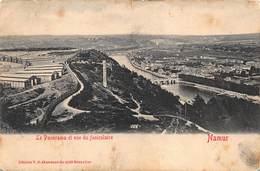Namur Namen  La Panorama Et Vue Du Funiculaire       X 5347 - Namur