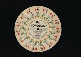 Moviton Mamil - Disco 78 Giri - I Terribili Nipotini Bibbidi Bobbidi Bu Rosa - 78 G - Dischi Per Fonografi