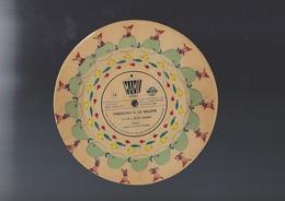 Moviton Mamil - Disco 78 Giri - Pinocchio Apri L'occhio Pinocchio E Le Balene - 78 T - Disques Pour Gramophone