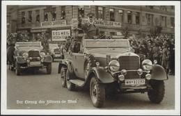 Deutschland  III  Reich   Der Einzug Des Führers In Wien - Sonstige