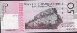 HAITI  P274e  50  GOURDES   2014  New Date 2014  UNC. - Haiti