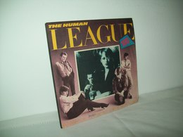"""The Human League (1981)  """"Don't You Want Me - Seconds"""" - 45 G - Maxi-Single"""
