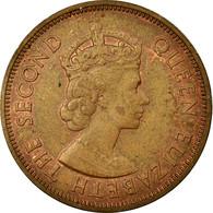 Monnaie, Mauritius, Elizabeth II, 5 Cents, 1970, TTB, Bronze, KM:34 - Maurice