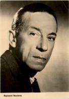 Raymond Bussieres - Schauspieler