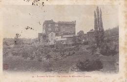 FLORAC - Château De Montvaillant - Florac