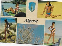 Portugal -Algarve - Multivistas Da Praia... - Faro