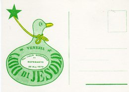 Venezia 1979 - Lido Di Jesolo - 50° Itala Congresso Di ESPERANTO - - Esperanto