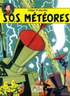 Blake Et Mortimer - SOS Météores - Jacobs E.P.