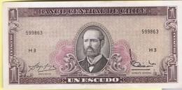 CHILI - UN ESCUDO - NEUF - Chili