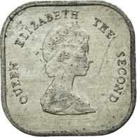 Monnaie, Etats Des Caraibes Orientales, Elizabeth II, 2 Cents, 1989, TTB - British Caribbean Territories
