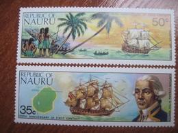 Nauru 1974 Ships MNH - Nauru