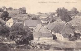 36. CLUIS DESSOUS. CPA. LE VILLAGE  ANNEE 1904 - Sonstige Gemeinden