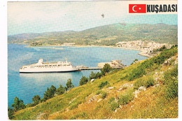 SCH-837   KUSADASI : Ferry Between Samos And Kusadasi - Fähren