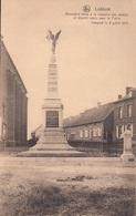 Ladeuze Monument élevé à La Mémoire Des Soldats Et Déporté Morts Pour La Patrie - Chièvres