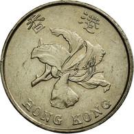 Monnaie, Hong Kong, Elizabeth II, 5 Dollars, 1993, TTB, Copper-nickel, KM:65 - Hong Kong
