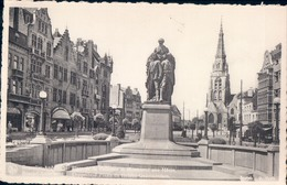 Brussel Bruxelles Anderlecht Dapperheid Plaats Et Helden Gedenkteeken - Anderlecht