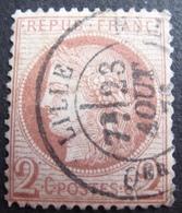 R1703/710 - CERES N°51 - CàD De LILLE (Nord) Du 23 AOÛT 1876 - 1871-1875 Ceres