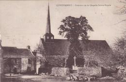 Morbihan - Questembert - Extérieur De La Chapelle Sainte-Noyale - Questembert