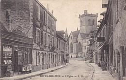 Calvados - Dives-sur-Mer - L'église - Dives