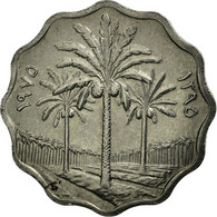 Monnaie, Iraq, 5 Fils, 1975, TTB, Stainless Steel, KM:141 - Iraq