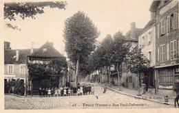 ! Toucy - Rue Paul Defrance - Toucy