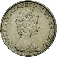 Monnaie, Hong Kong, Elizabeth II, 5 Dollars, 1982, TTB, Copper-nickel, KM:46 - Hong Kong