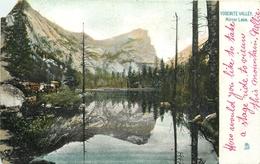 YOSEMITE VALLEY MIRROR LAKE - Yosemite