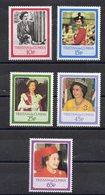 TRISTAN DA CUNHA  Timbres Neufs ** De 1986  ( Ref 5900) Elisabeth II - Tristan Da Cunha